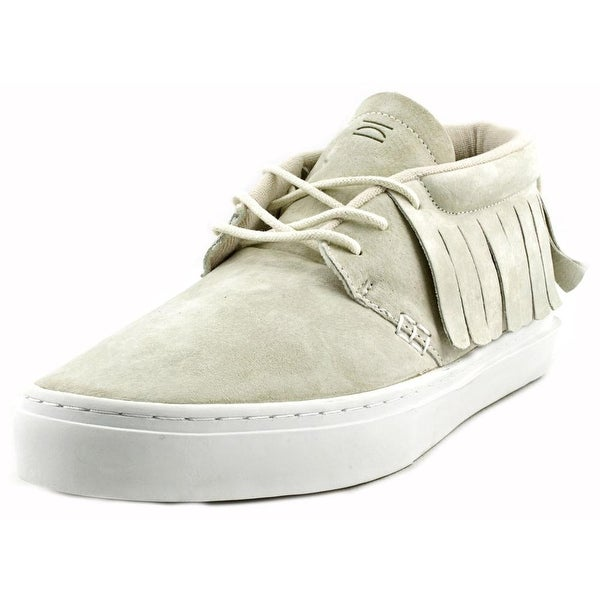 Clear Weather One-O-One Men Cream Sneakers Shoes