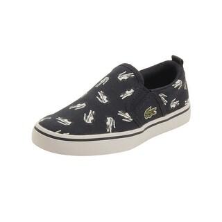 Lacoste Toddler Gazon 118 1 Sneaker