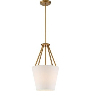 Nuvo Lighting 60/5842 3 Light 12  Wide Pendant  sc 1 st  Overstock & Nuvo Lighting Ceiling Lights For Less | Overstock.com azcodes.com