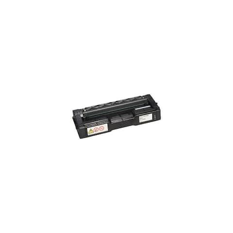 Ricoh Toner Cartridge - Black Toner Cartridge - Multicolor