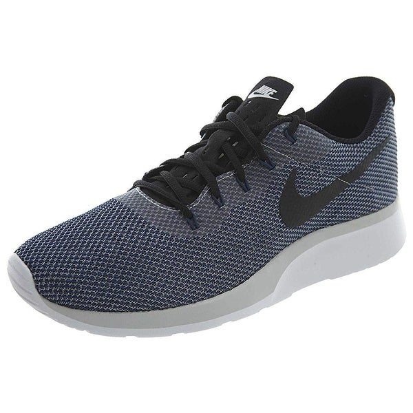 finest selection d1364 1a13a ... low cost nike mens tanjun racer vast grey black navy white size 12  308c1 a2a00