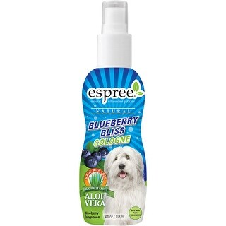 Espree Natural Conditioning Cologne W/Odor Eliminators 4Oz-Blueberry Bliss