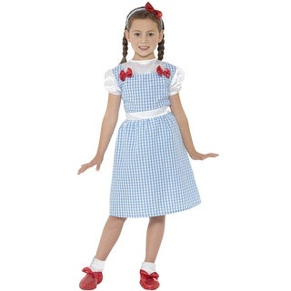 Smiffy Country Girl Child Costume - Solid