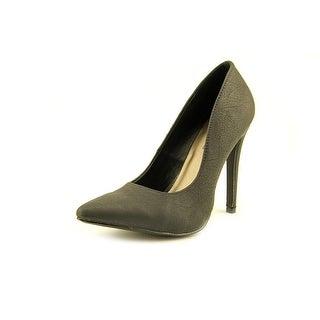Michael Antonio Lamiss Women Pointed Toe Synthetic Heels