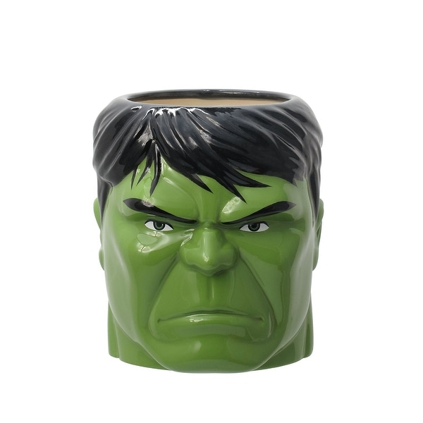 Marvel Ceramic Molded Mug: Hulk - Multi