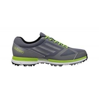 Adidas Men's Adizero Sport Grey Golf Shoes 672240