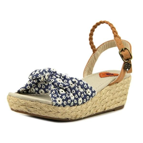 Rocket Dog Laine Open-Toe Canvas Slingback Sandal