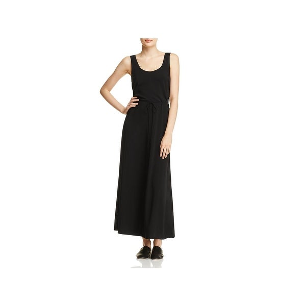 fdcb275d32 Shop Vince Womens Maxi Dress Scoop Neck Wrap Back - s - Free ...