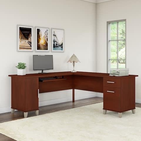 Copper Grove Shumen 72-inch L-shaped Desk