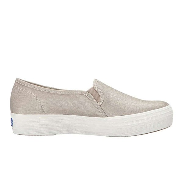 Keds Womens WF55766 Low Top Slip On Fashion Sneakers - 11