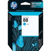 HP 88 Cyan Original Ink Cartridge (C9386AN) (Single Pack)