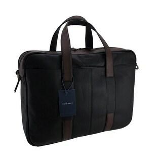 Cole Haan Buchannon Mens Genuine Leather Attache Case