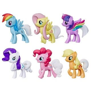 Link to My Little Pony Toy Rainbow Tail Surprise Similar Items in Action Figures