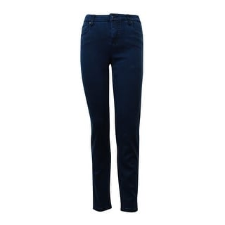 Celebrity Pink Juniors' Overdyed Colored Skinny Knit Jeans