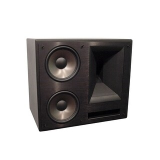 Klipsch KL-650-THX-L Black Bookshelf Speaker