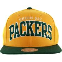 Green Bay Packers Arch Solid Snapback Hat