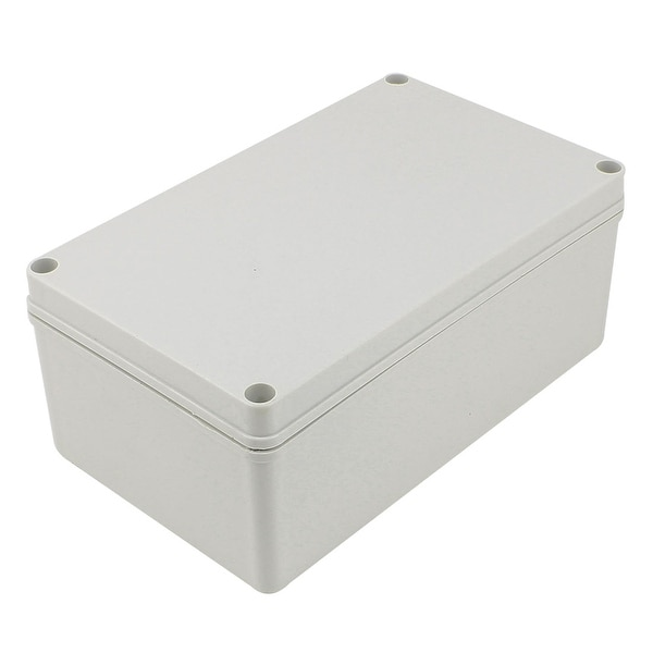 242x142x92mm Waterproof Junction Box DIY Terminal Connection Enclosure