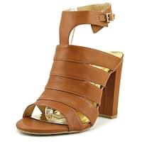 Thalia Sodi Womens Ebbony Open Toe Casual Strappy Sandals