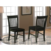 Buy Black Wood Kitchen Dining Room Chairs Online At Overstock Our Best Dining Room Bar Furniture Deals