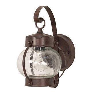 Nuvo Lighting 60/631 Single Light Down Lighting Outdoor Wall Sconce