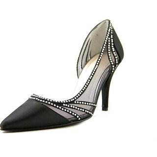 Caparros Regan Pointed Toe Synthetic Heels