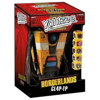 Borderlands Collector's Edition Yahtzee Dice Game - multi
