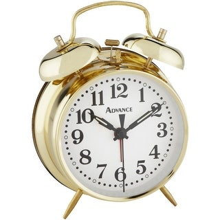 Keywind Alarm Clock
