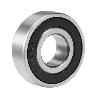 6203-2RS Deep Groove Ball Bearing 17x40x12mm Sealed Chrome Steel Z2 Bearings - 1 Pack - 6203-2RS (Z2 Lever)
