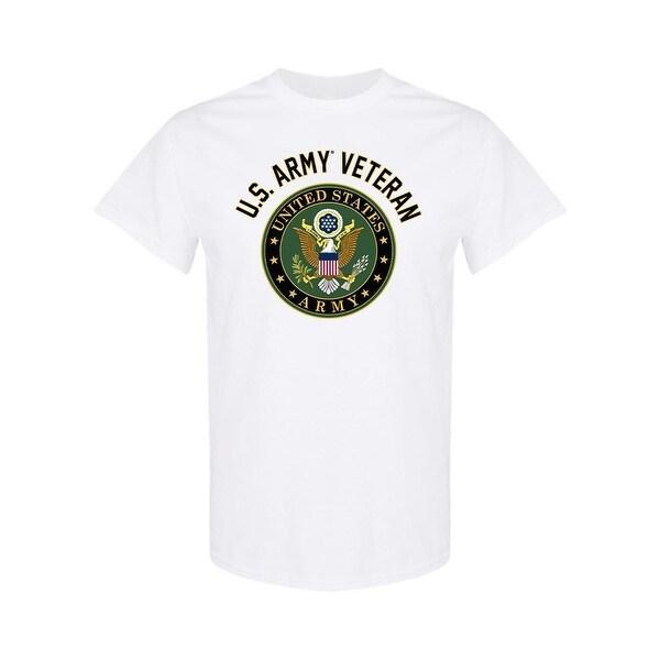 U.S. Army Veteran Design Tee Men's -Army Designs. Opens flyout.