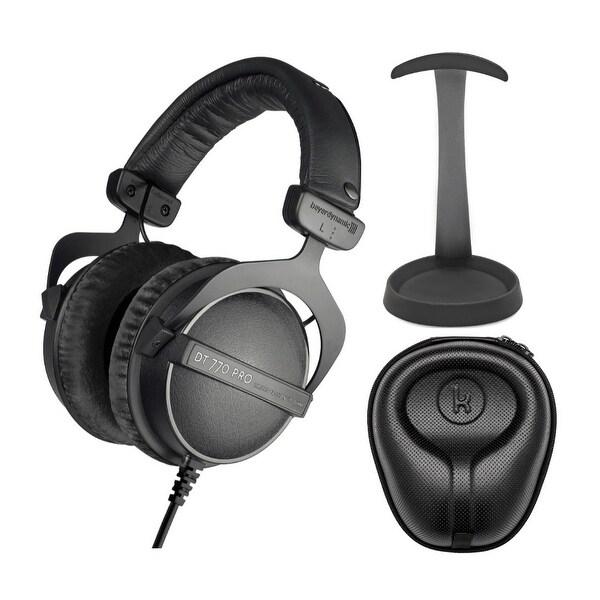 Beyerdynamic DT770 PRO Over-Ear Headphones (Ninja Black) Bundle. Opens flyout.