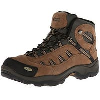 Hi-Tec Mens Bandera Mid Wp, Bone/Brown/Mustard
