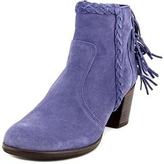 Matisse Lucinda   Round Toe Suede  Ankle Boot