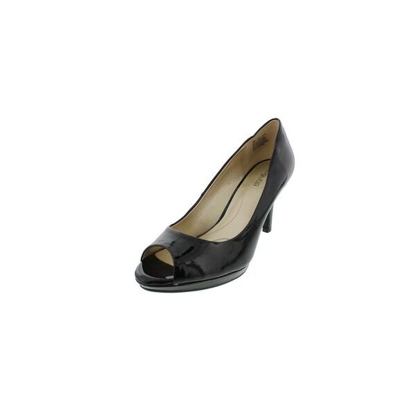 Bandolino Womens Supermodel Peep-Toe Heels Pumps