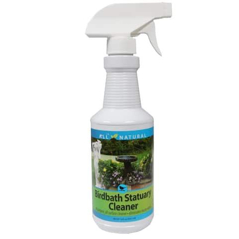 CareFree 98510 Birdbath and Statuary Cleaner, 16-Ounce