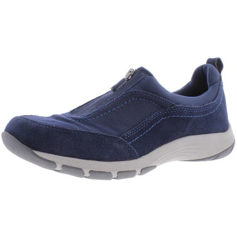 Easy Spirit Womens Cave 8 Slip-On Sneakers Comfort Insole Workout