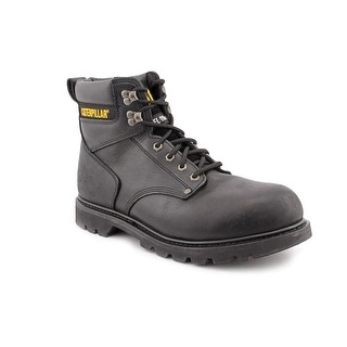Caterpillar Second Shift W Round Toe Leather Work Boot