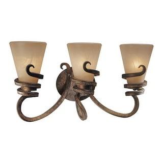 Minka Lavery ML 6763 3 Light Bathroom Vanity Light from the Tofino Collection