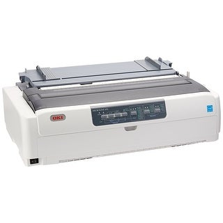 Okidata Microline 691 Dot Matrix Printer - Monochrome 62434101