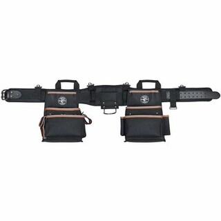Klein Tools 409-55428 Tradesman Pro Electrician-s Tool Belt, Large