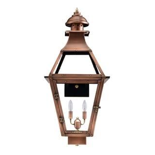 Shop Primo Lanterns Jk 24e Jackson 15 Wide 2 Light Outdoor Wall