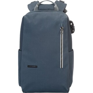 Pacsafe Intasafe 25L Backpack - Navy Anti-theft 15 Inch laptop backpack