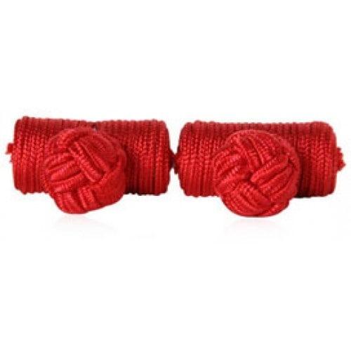 Red Silk Knots