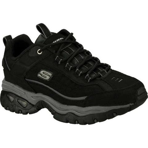 Skechers Men's Energy Downforce Black
