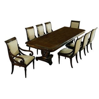 Manchester Dining Table with 8 Chairs