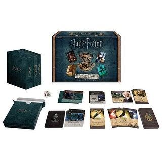 Harry Potter Hogwarts Battle: The Monster Box of Monsters Card Game Expansion - multi