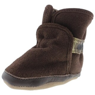 Robeez Crib Shoes Infant Suede - 0-6 mo