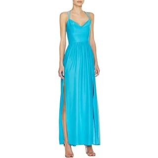 Amanda Uprichard Womens Casual Dress Spaghetti Straps Silk - s