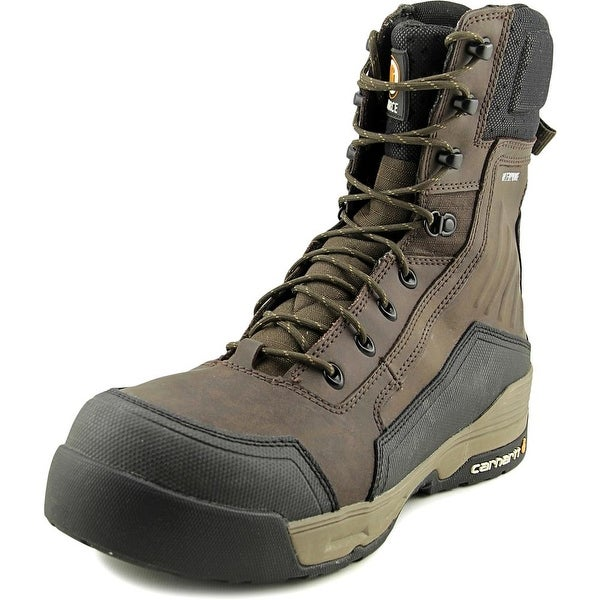 Carhartt 8 Force   Composite Toe Leather  Work Boot