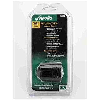 "Gearwrench 30354 ""Jacobs"" Handi-Tite Keyless Drill Chuck 3/8"""