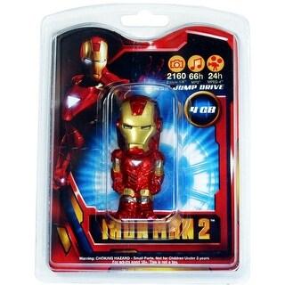 Iron Man 4 GB USB Flash Drive - multi